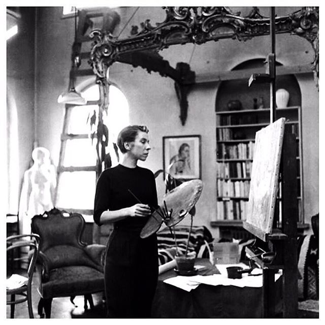 """Tove Jansson // """"It is simply this: do not tire, never lose interest, never grow indifferent—lose your invaluable curiosity and you let yourself die. It's as simple as that."""""""
