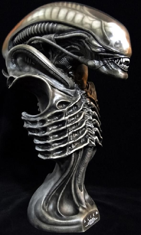 Xenomorphs - Anything to do with the ALIEN Movie Franchise. ALIEN
