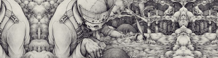 The drawings and illustrations of the amazing Pat Perry. So fat !
