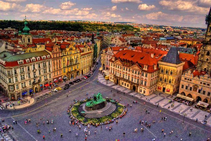 Loving #Prague and Czech Republic's embrace of innovation transformation #AmyxVentures #global #startups #FuturePortPRG