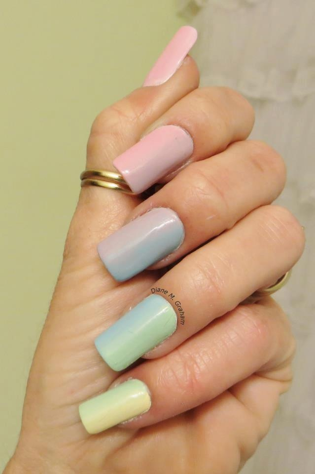 228 Best Images About Great Nail Art & Color Combinations