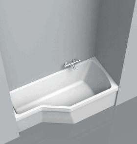 baignoire douche et lavabo dans moins de 2m retrouver notre produit sur. Black Bedroom Furniture Sets. Home Design Ideas