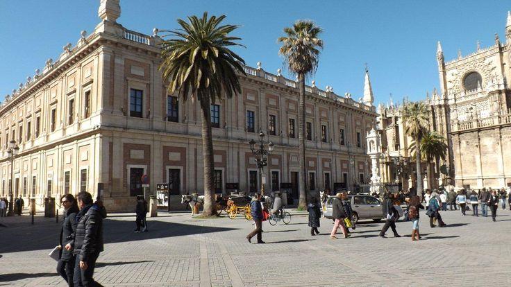 Archivo General de Indias- Seville, Andalusia, Spain