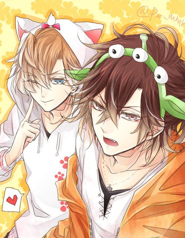 Diabolik Lovers- Kou and Yuma