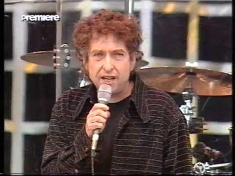 Bob Dylan im Hyde Park