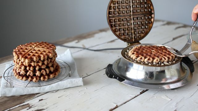 Saturday Waffles by Coco|Roost