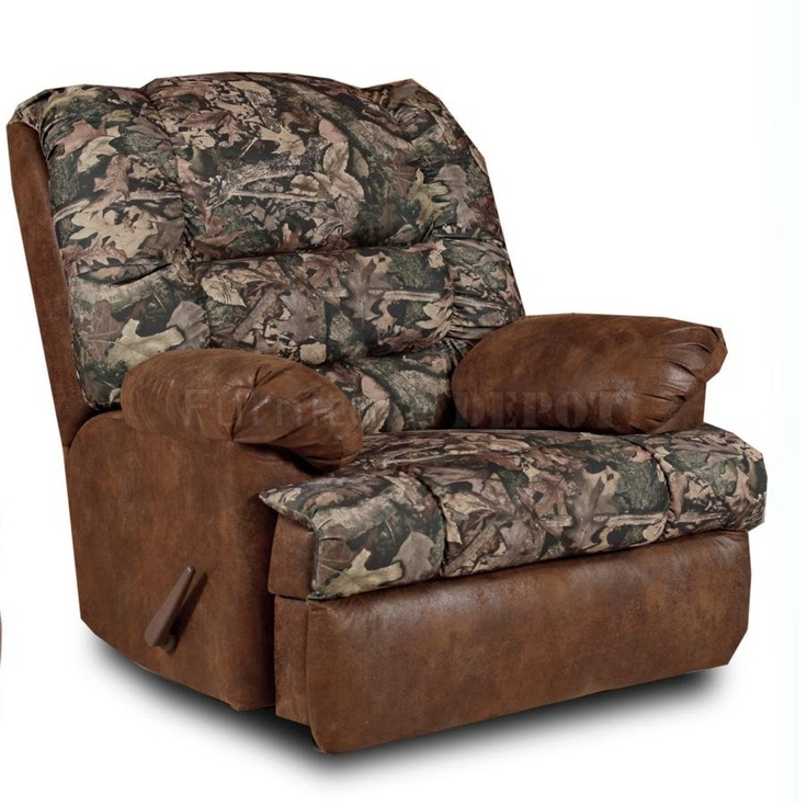 Chad Wants The Camo Recliner From Rural King For His B Day