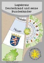 """Den Zuordnungskreis kann man gut nutzen wenn man das Thema """"Mein Bundesland"""" oder das Thema """"Deutschland"""" bearbeitet."""