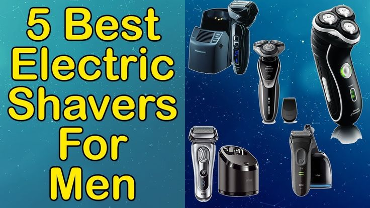 5 Best Electric Shavers for Men | Best Electric Shaver Review 2017 | Wat...