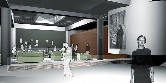 projectiles - projets — Galerie d'exposition pour l'agence Magnum