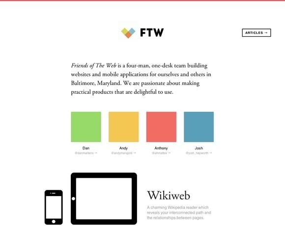 """agency"" Minimalist Websites"