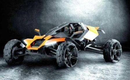 KTM Concepts – Barracuda, SR 85 Deuce, AX Offroad Buggy