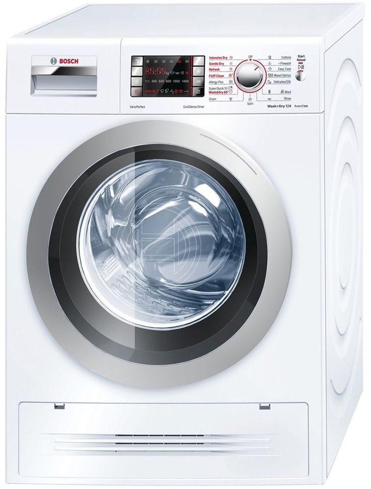 Bosch WVH28490AU 8kg Washer 4kg Dryer Combo  $1566 - Appliances Online