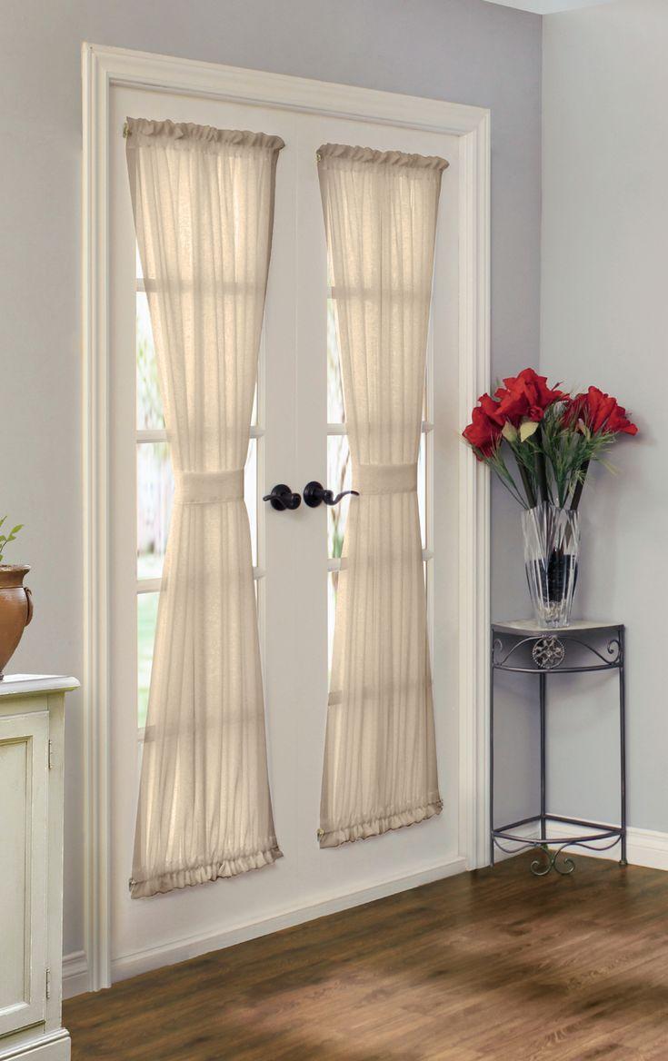 Door Panel Curtains - TheCurtainShop.com