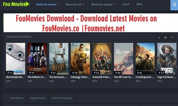 FouMovies - Download Latest Movies on Foumovies.net, Foumovies.co ...