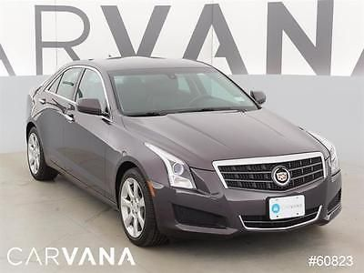 2014 Cadillac ATS ATS 2.5L Purple 2014 ATS with 37712 Miles for sale at Carvana