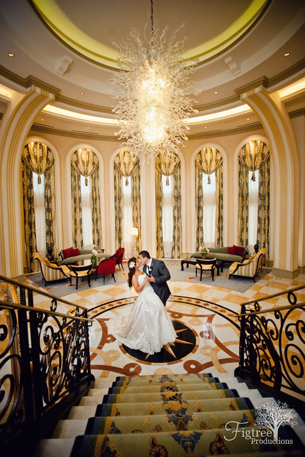 wedding venues asbury park nj%0A The grand hallway at The Grove in Cedar Grove  NJ made for a magnificent  entrance