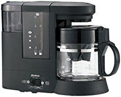 Christmas deals week ZOJIRUSHI coffee maker coffee experts [Cup approximately 1-4] EC-CA40-BA