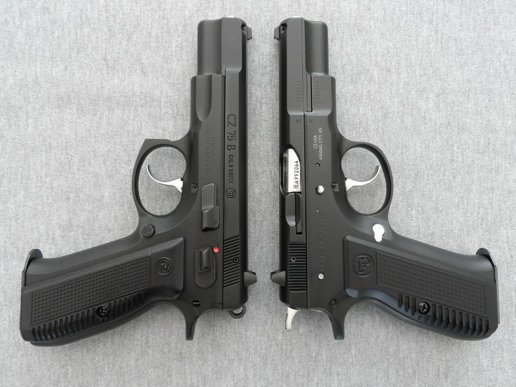 CZ 75 75th Anniversary and CZ 75B Find our speedloader now!  http://www.amazon.com/shops/raeind