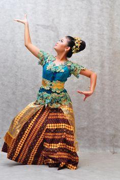 Jaipong Dance, Sunda Lokatmala, West Java, Indonesia.