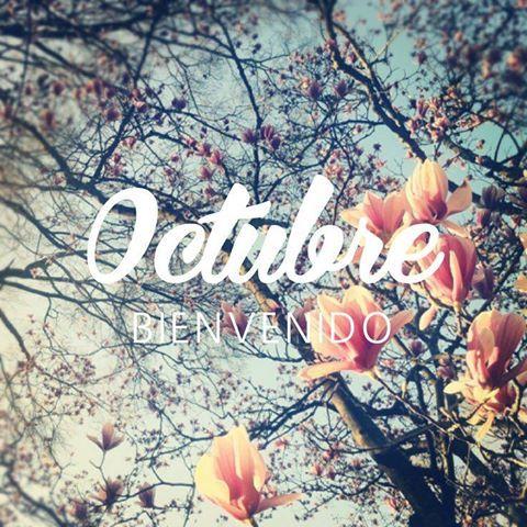 Bienvenido #octubre  bienvenido #otoño  y bienvenidas #NuevasOportunidades para enmarcar bellos momentos! ❤