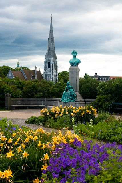 Copenhagen, Denmark lσvє ♥ #bluedivagal, bluedivadesigns.wordpress.com