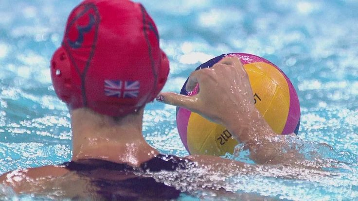 Italy v Team GB Full Match - Women's Water Polo Classification - London ...