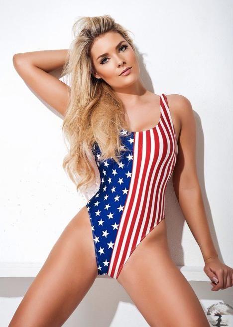 Nude Miss California Photo 20