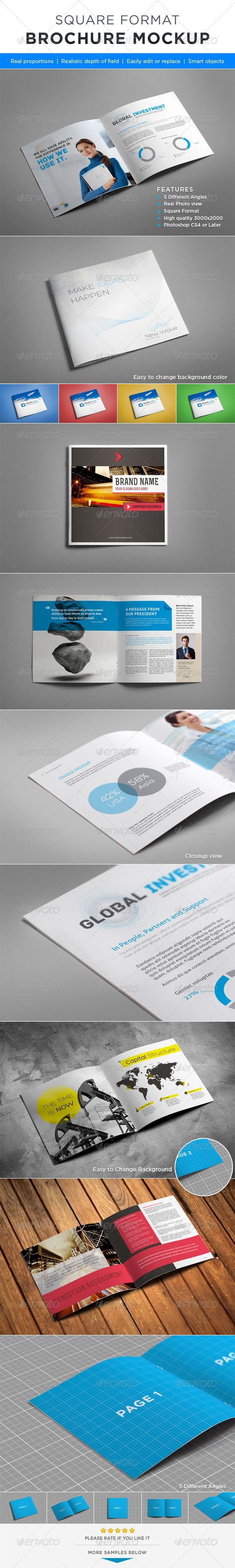 Best Brochure Images On   Business Card Templates