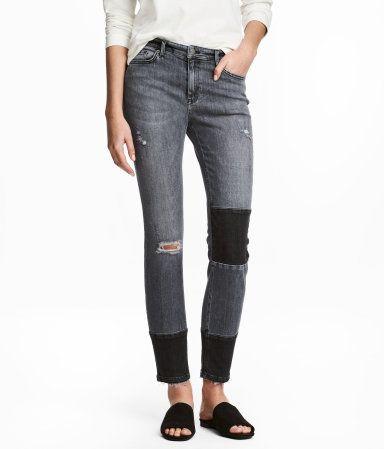 jeans utan stretch