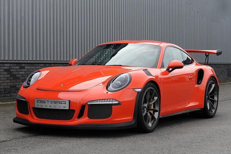 Porsche 911 991 GT3 RS, 2016 for sale by Astara, Porsche specialists - Stuttcars.com