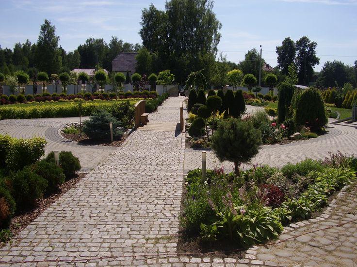 Garden-design.  PROJEKTOWANIE OGRODÓW KIELCE.Ogród przydomowy Kielce