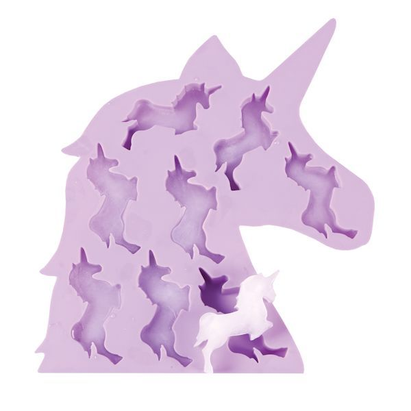 Unicorn Ice Cube Tray at What on Earth | CW1706