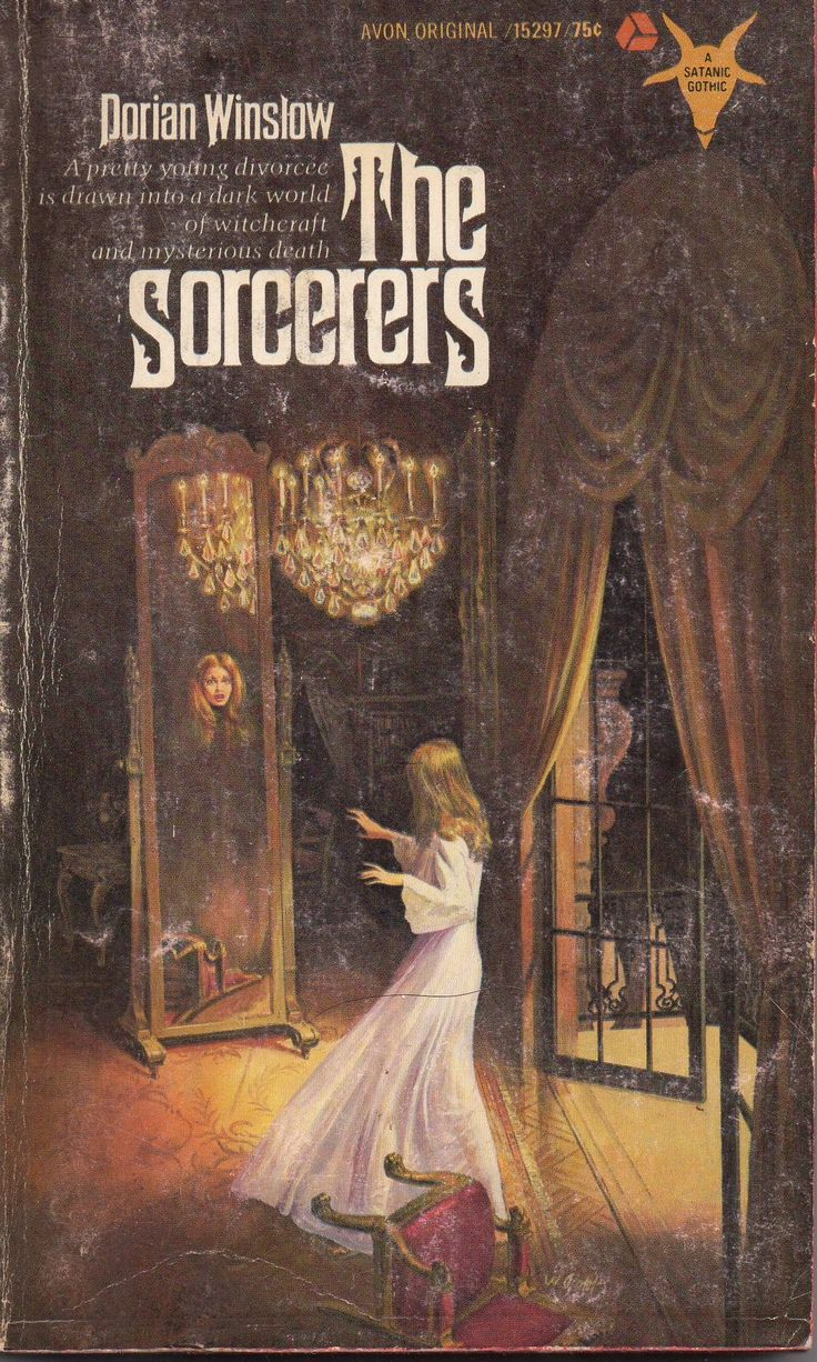 The Sorcerers by Dorian Winslow (A Satanic Gothic)