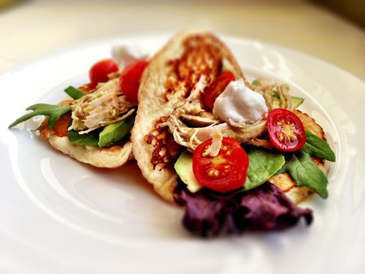 tacos are super easy to make and pack a lot of flavor. The tortillas ...