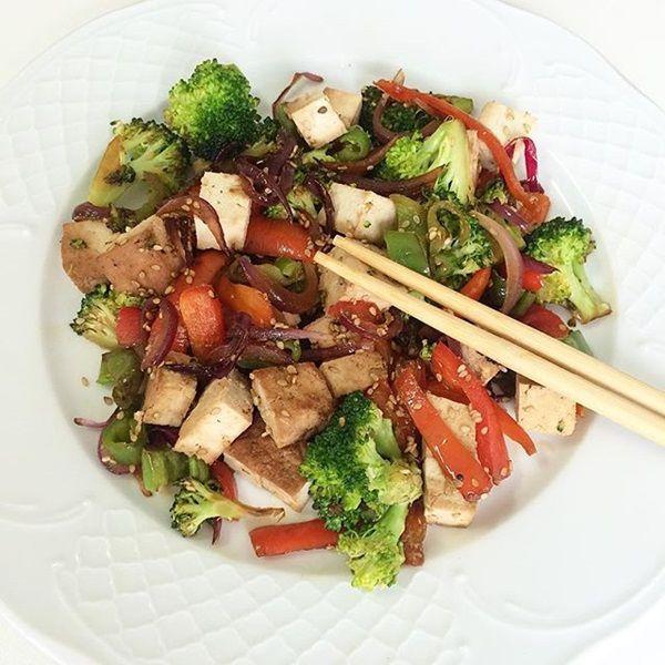 El blog healthy: Las mejores recetas con tofu para que nunca más digas que el tofu no sabe a nada