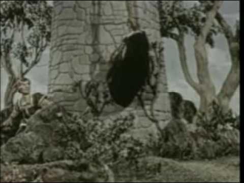 Rapunzel by Ray Harryhausen 1951