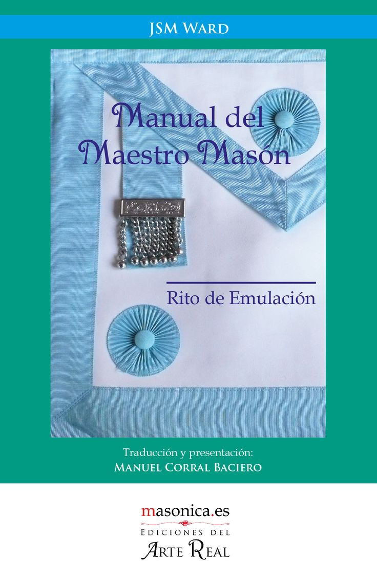 Traducción crítica y desarrollada del tercero de los manuales que JSM Ward escribió para analizar el espíritu de la masonería especulativa.