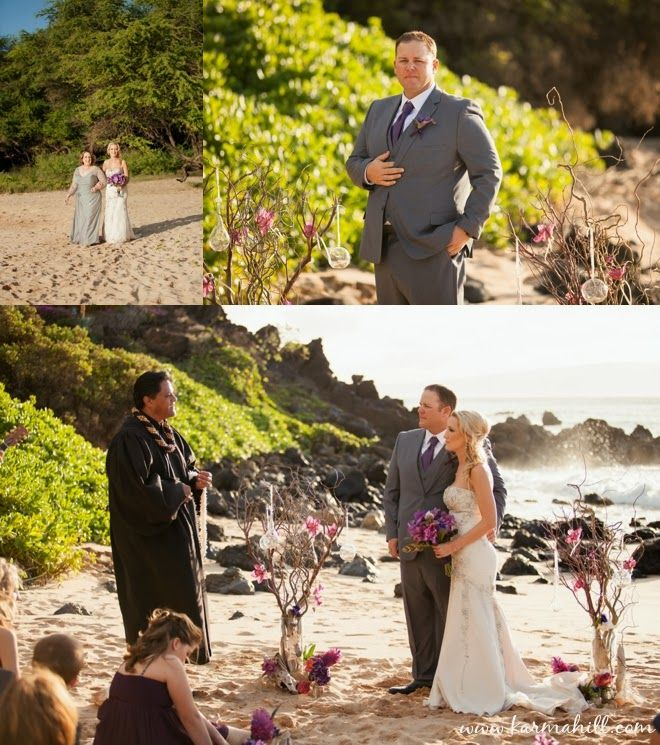 do you invite officiant to wedding reception%0A Get inspired by hundreds of Maui destination weddings by Simple Maui Wedding   View photography  locations  floral  u     ministers from real Maui weddings