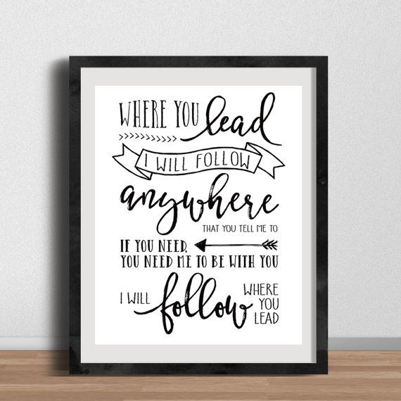 carole king lyrics <3 where you lead, gilmore girls theme song