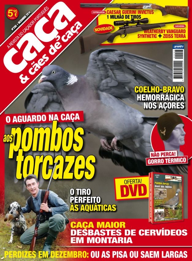 Caça & Cães de Caça Issue No.206 edition - Read the digital edition by Magzter on your iPad, iPhone, Android, Tablet Devices, Windows 8, PC, Mac and the Web.