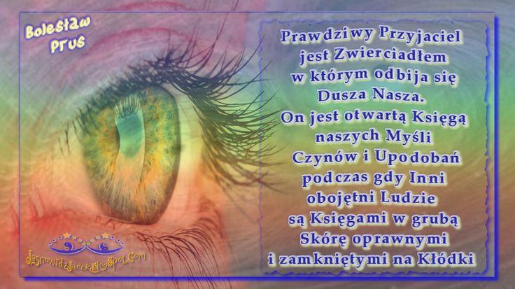 Przyjaciel Dusza Boleslaw Prus  www.JasnowidzJacek.blogspot.com