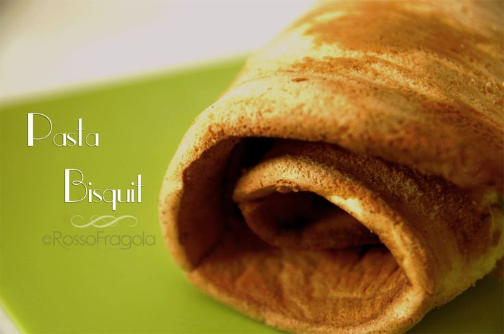 Pasta biscotto per rotolo – ricetta base  - Rosso Fragola http://blog.giallozafferano.it/myrossofragola/pasta-biscotto-per-rotolo-ricetta-base/