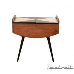 Niciak Piękny element wystroju doskonały nie tylko na akcesoria krawieckie. #niciak #sue #locker #przybornik #furniture #vintage