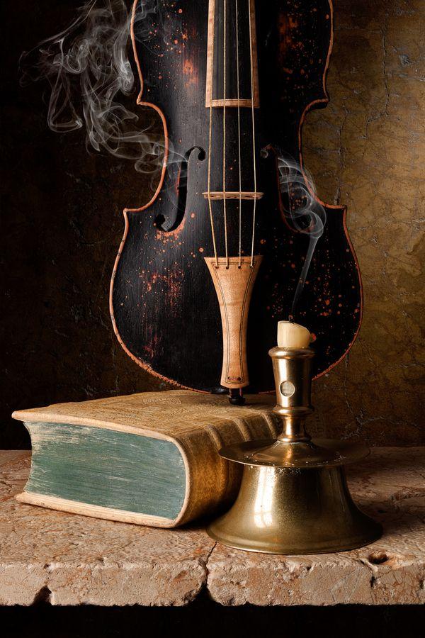 Algún día aprenderé a tocar violín, haha xD