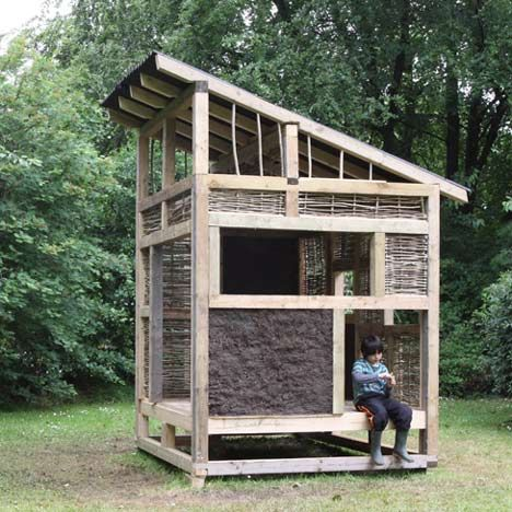 Teahouse by Takeshi Hayatsu and Kristin Trommler