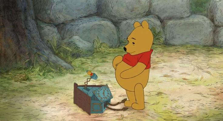 """Our childhoods were Winnie the Pooh heavy, to say the least. We grew up listening to """"Return to Pooh Corner"""" on repeat and watching """"The Many Adventures of Winnie the Pooh"""" so many times the VHS' often wore out."""