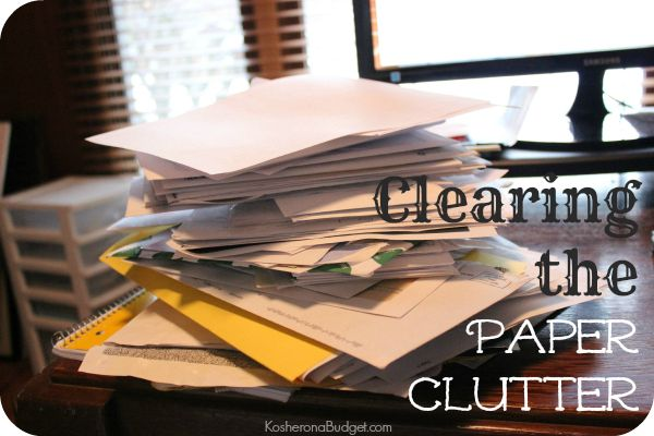 The 858 best images about organize paper clutter on pinterest organizing paperwork important - Important thing consider decluttering ...