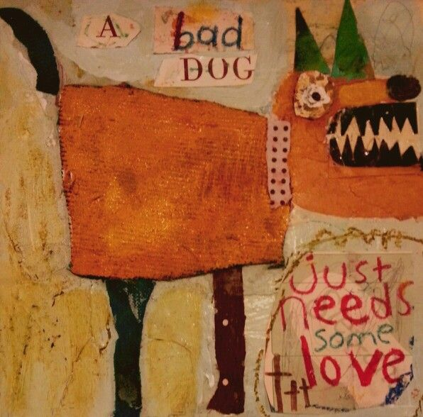 Misty Lindsey outsider art and a true sentiment