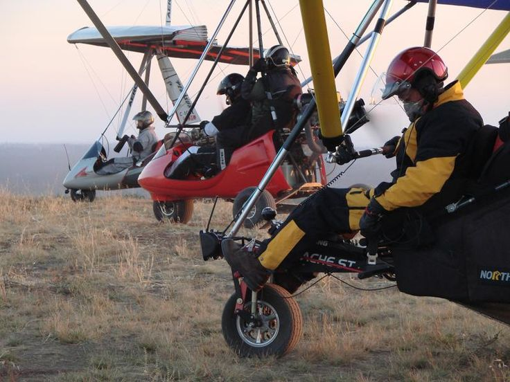 Learn to Fly Ultralight Trike in Indonesia - AAA Trike